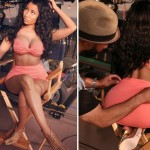 Nicki Minaj - plastic surgery 1