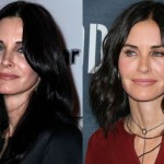 Courteney Cox before and after plastic surgery 2015 - 3