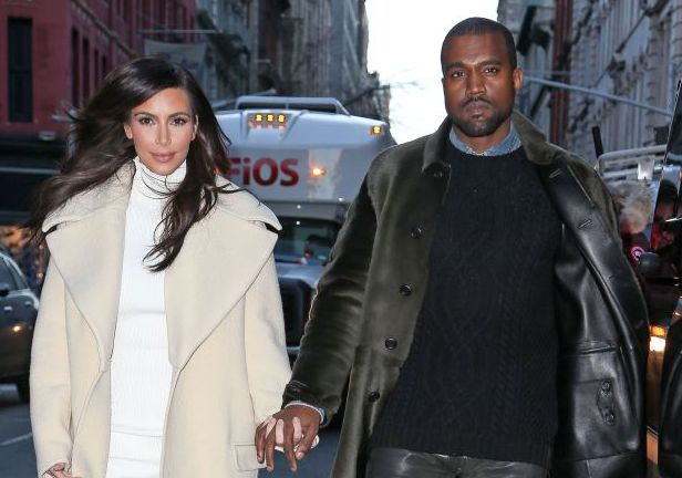 Kim Kardashian and Kanye plastic surgery