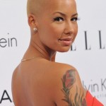 Amber Rose tatoo