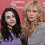 Frances Bean Cobain plastic surgery and her mum Cortney Love 416