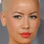 Amber Rose after nose job 720
