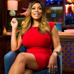 Wendy Williams after cosmetic procedure