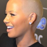 Amber Rose after nose job 819