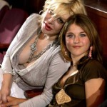 Frances Bean Cobain plastic surgery awith Cortney Love 1314