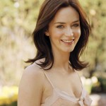 Emily Blunt before plastic surgery 257
