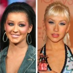 Christina Aguilera before and after plastic surgery 2015 (5)