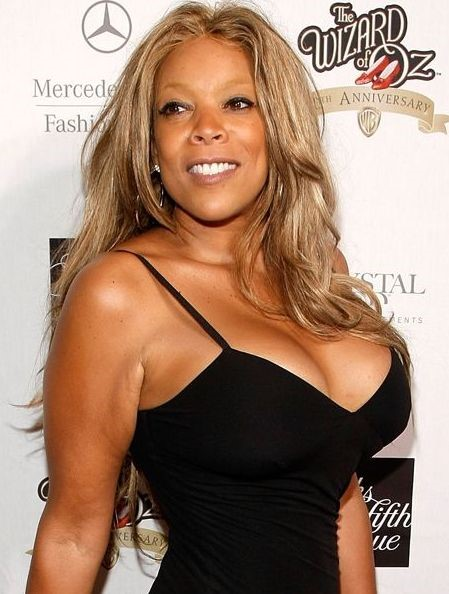 Wendy Williams after plastic surgery