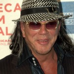 Mickey Rourke plastic surgery after boxing