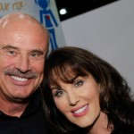 Robin McGraw and Dr.Phil