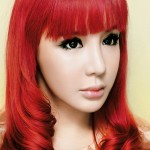 Park Bom plastic surgery doll face