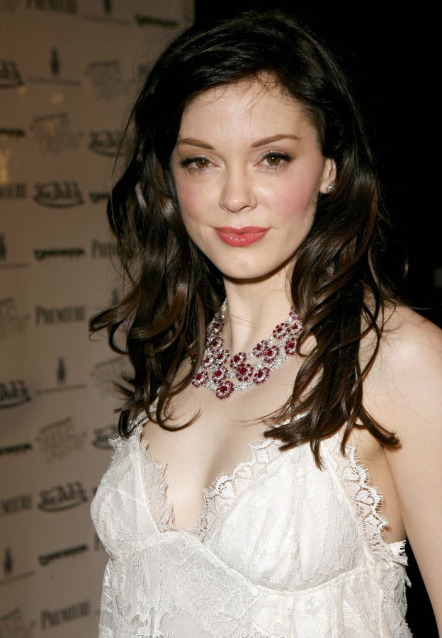 Rose McGowan scar removal