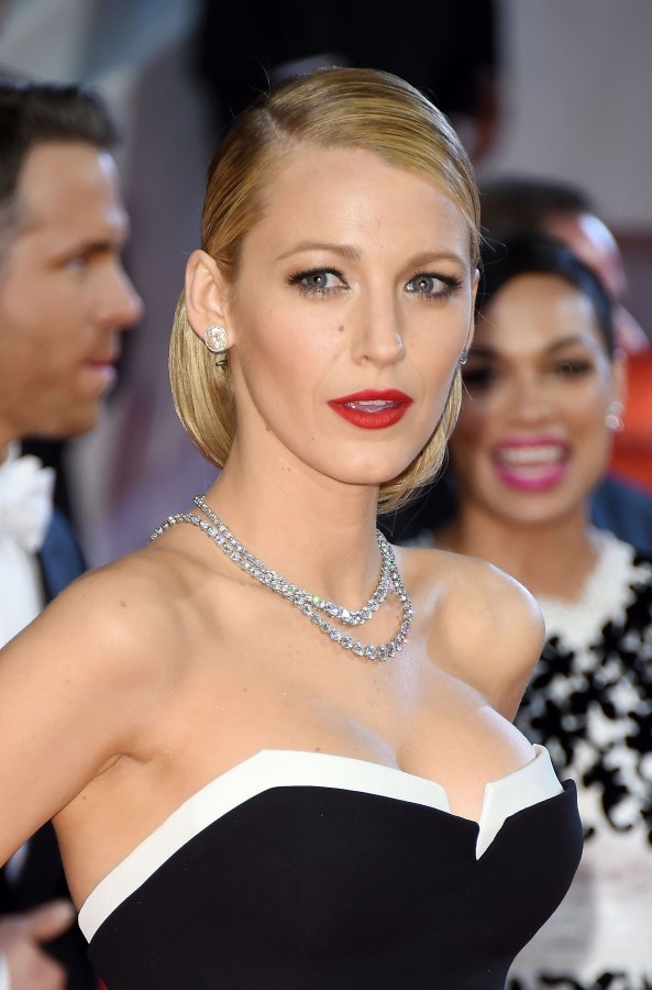 Blake Lively cosmetic procedure