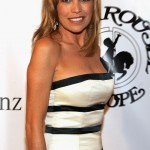 Vanna White after breast augmentation