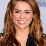 Miley Cyrus after nose job