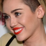 Miley Cyrus after cosmetic procedures