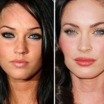 Megan Fox before and after plastic surgeryMegan Fox before and after plastic surgery