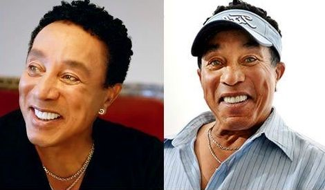 Smokey Robinson before and after plastic surgery