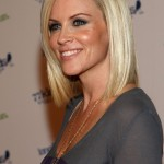 Jenny McCarthy after Botox treatment