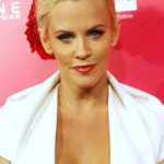 Jenny McCarthy after breast augmentation