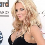 Jenny McCarthy after second breast augmentation