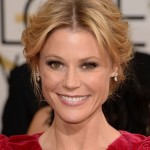 Julie Bowen after laser surgery and botox injections 01