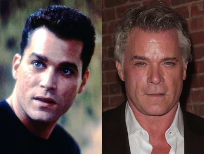 Ray Liotta plastic surgery for strange looks and smile