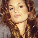 Cindy Crawford before plastic surgery 04