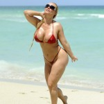 Coco Austin after breast and butt augmentation 02