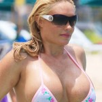 Coco Austin after breast augmentation 01