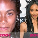 Jada Pinkett Smith before and after plastic surgery 05