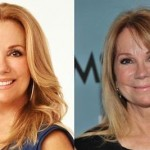 Kathie Lee Gifford before and after plasticnose job 01