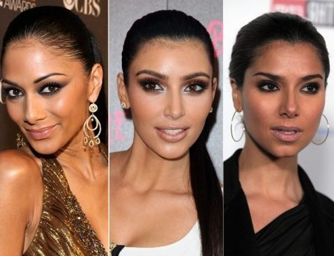 Nicole Scherzinger before and after plastic surgery