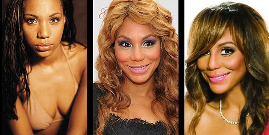 Tamar Braxton before and after plastic surgery