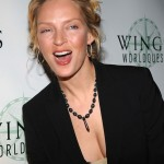 Uma Thurman before using botox and fillers 01