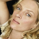 Uma Thurman before using botox and fillers 02