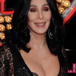 Cher after breast augmentation