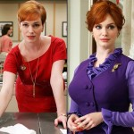 Christina Rene Hendricks before and after breast augmentation procedure