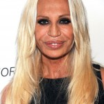 Donatella Versace after plastic surgery and Botox inections