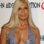 Donatella Versace before plastic surgery and Botox inections