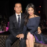Kourtney Kardashian and scot cissic