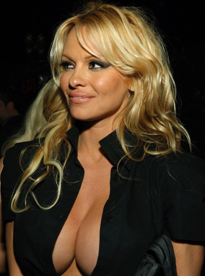 Pamela Anderson and Plastic Surgery
