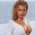 Rebecca Romijn before plastic surgery