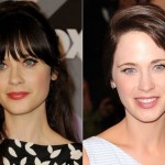 Zooey Deschanel before and after plastic surgery 05