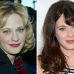 Zooey Deschanel before and after plastic surgery