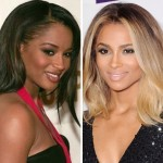 Ciara before and after nose job