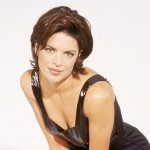 Lisa Rinna before breast augmentation