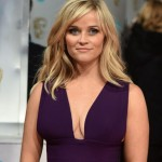 Reese Witherspoon after breast augmentation plastic surgery