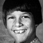 Tom Cruise as a kid