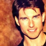 Tom Cruise before plastic surgery